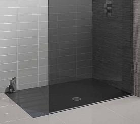 shower trays showers port plumbing ltd. Black Bedroom Furniture Sets. Home Design Ideas